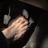 DrivingBarefoot